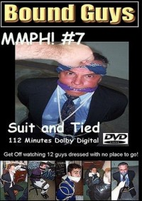 Darkrooms Media  Bound Guys  Suit And Tied