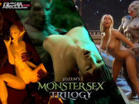Monster Sex Trilogy