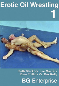 BG Enterprise – Erotic Oil Wrestling