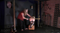 Cane And Strap  Abigail Dupree  Master James