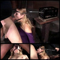 Experience On Blowjob Device In LiveShow  1 (28 Dec 2015) Real Time Bondage