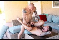 Trevor And Chris Knight Like Anal Party