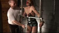 BreastsinPain – Hard Tit Torture For Breastslave Eva