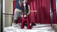 Vesper Luna Vampire Girl Part One Kneeling Predicament