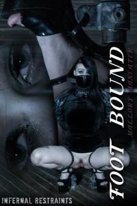 InfernalR – Mallory Maneater – Foot Bound