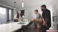 Markus Kage Copulates William Moore's Anus 720p