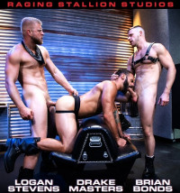 Raging Stallion – Manscent – Logan Stevens, Brian Bonds & Drake Masters (1080p)