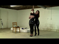 Pepper Sterling – Pole Tied By The Catburglar
