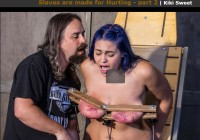 Paintoy – Oct 30, 2016 – Slaves Are Made For Hurting – Part 2 – Kiki Sweet