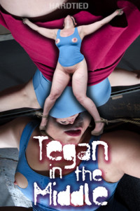 Tegan In The Middle – Tegan Trex And Matt – HD 720p