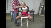Crystal Frost Begs For Tight Bondage