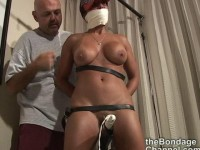 The Bondage Channel  The Orgasm Bar Part 2