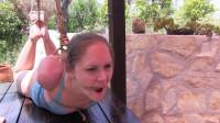 Another Hard Bondage Challenge For Rachel Adams – Tied By Rija Mae – HD 720p
