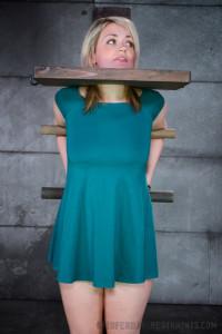 IR – Yes, Yes, YES – Blonde Winnie Rider – January 13, 2013 – HD