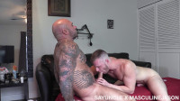 Say Uncle – Masculine  Jason –  Perspired On The Sofa