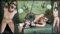 Infernalrestraints – Apr 26, 2013 – Shocking The Slut