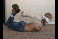 Intense Gagged And Brutally Bound Part One