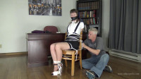 AJ Marion – Chair Tied In The Boss' Office