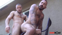 RH – Breeding Alessio's Cumhole – Mario Cruz & Alessio Romero Bareback