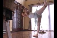 Japanese Rope Bondage Ballerina Part 22