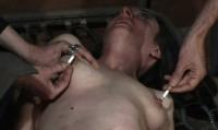 Extreme – Spy Nadja Endures Cigarette Play In Her Interrogation
