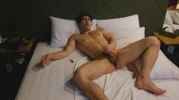 Hot Korean Hunk Solo Scene 1