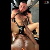 Kang Tryton Gives Joseph Ox A Workout