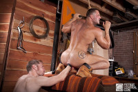 FC – Ranch Hands, Scene 02 – Billy Berlin And Erik Rhodes