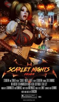 Scarlet Nights Harley Quinn