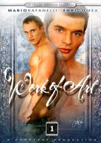 Cumshot Work Of Art – Nikandro Sideropulus, Matt Woody, Drago Lembeck