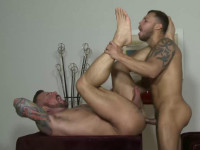 Cream Fuck With Hugh Hunter & Viktor Rom