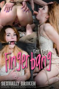Fingerbang , Kate Kenzi , HD 720p