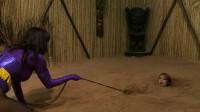 Perils Of Nylonika Stranded In Quicksand