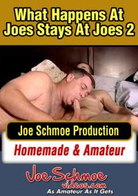 Joe Schmoe – What Happens At Joe's, Stays At Joe's Vol.2