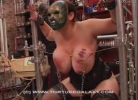 Slave Juggs Torture Galaxy Vol 50