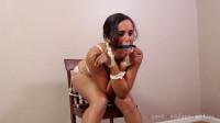 Her Leg Shake – Abby – HD 720p