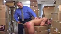 SpankThis Spanked At Work II