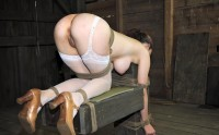 Leather And Lace – Slave Iona