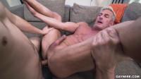 GayWire – Jesse Avalon, Matthew Figata – Horniest Stepson Ever (720p)