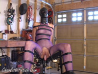 Charlotte Fetish Charlotte Brooke Latex Device Bondage 44 Video Part One (2003-2013)