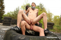 GayWarGames – Boris, Martin & Ludek – Forest Fun 4