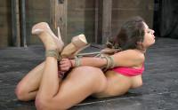 Hot Latina Jynx Maze Suffers Rope Bondage – HD 720p