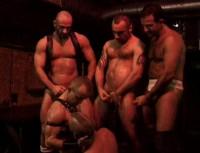 Brutal Pigs In Underground Fist Party