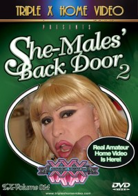 She Males Back Door Vol2