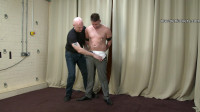Marc – Stripped Of His Dress  Teats Clamped Gagged