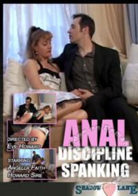Anal Discipline Spanking