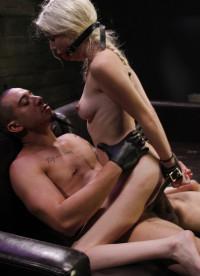 Piper Perri Endures Outdoor Bondage, Domination & Rough Sex