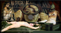 Infernalrestraints – Oct 26, 2012 – All Stretched Out – Sasha