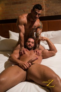 JimmyZ – Christian Power, Emiliano – Shower And Suck – Part 2