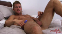 Str8  Hunk  Jon  Saunders S  His   For  The  First  Time